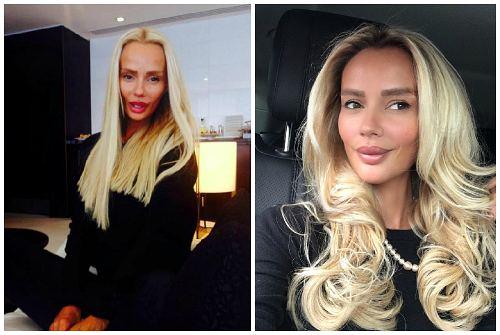 изменения внешности женщины