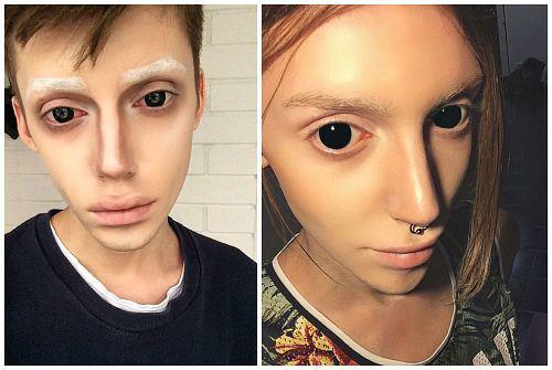 новые глаза