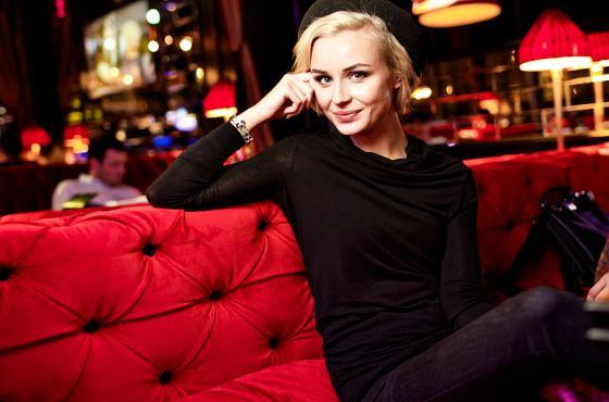Звезда Евровидения Полина Гагарина