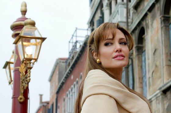 идеал красоты: Анджелина Джоли