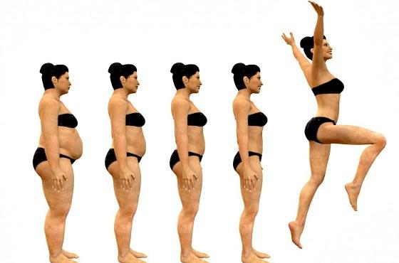 путь похудения