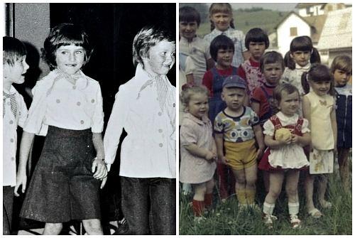 детство в Словении