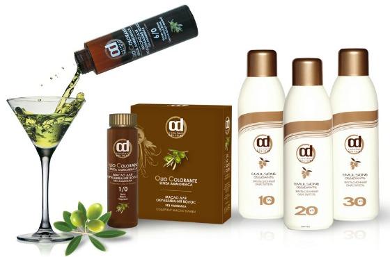 Натуральные компоненты для здоровья волос