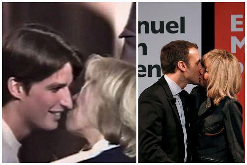 поцелуи с ранних лет