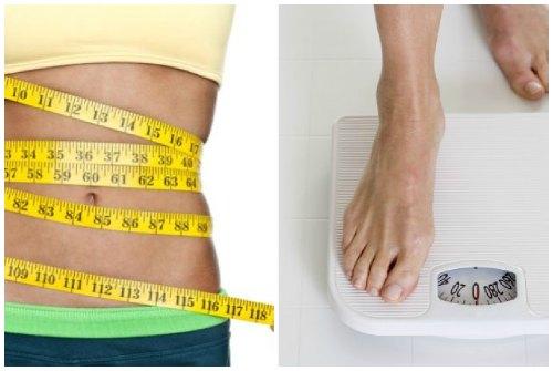 замеры веса и объемов