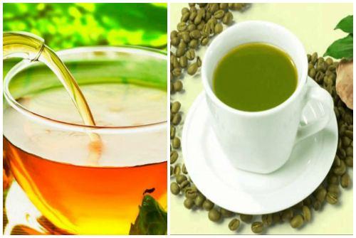 чай и настойки
