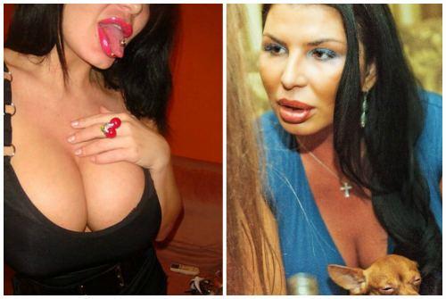 язык и губы