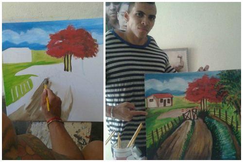 увлечение живописью