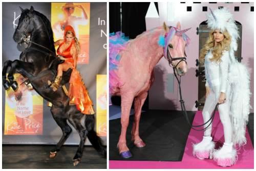мода на лошадей