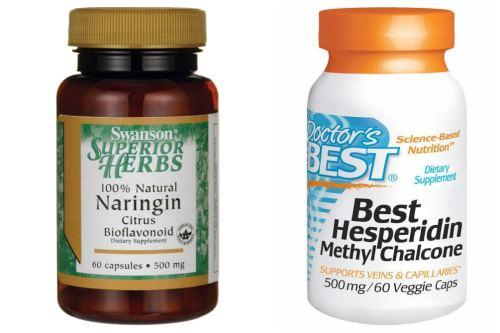 нарингин и гесперидин
