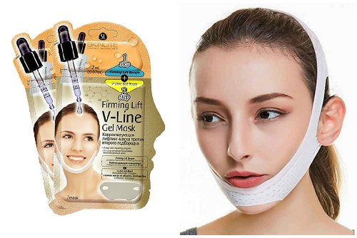 Skinlite Firming Lift V-Line Gel Mask