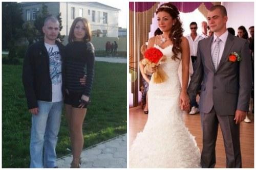 Первый муж и свадьба