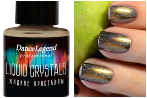 лак-хамелеон Liquid Crystals