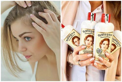 Эсвецин для укрепления волос