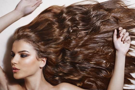 Здоровые густые волосы