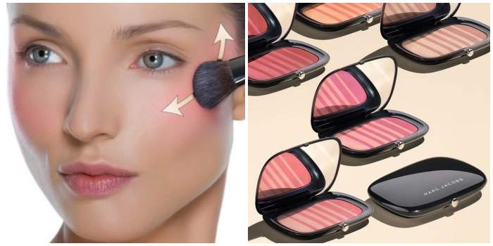 Дрейпинг румянами Air Blush Soft Glow Duo